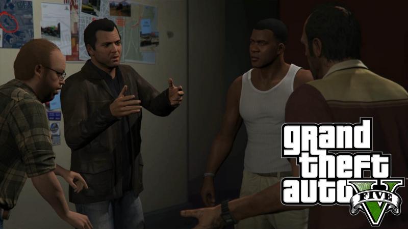 Grand Theft Auto V | Миссия 76 | План большого дела (Очевидно)