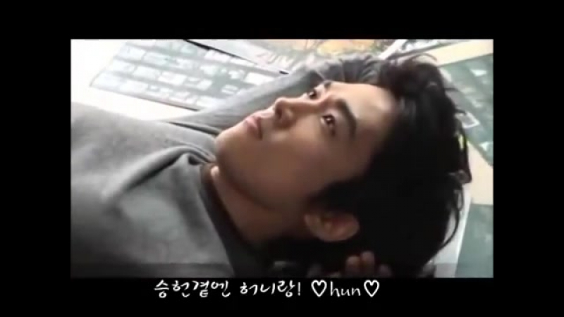Видео: Съемки моно фильма на ДВД Song Seung Heon - DVD Filming -