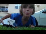 Kid Breaks Friends Camera With Airsoft Gun