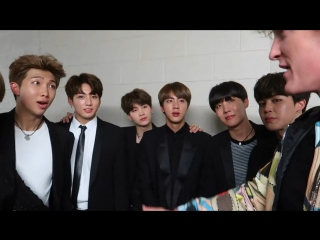 [VIDEO] 170522 BTS at the BBMA @ Logan Paul VLOG