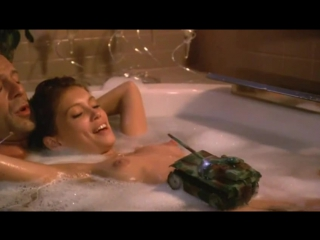 Nudes actresses (Jane March, Jane Mitchell) in sex scenes / Голые актрисы (Джейн Марч, Джейн Митчелл) в секс. сценах
