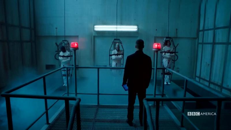 Детективное агентство Дирка Джентли / Dirk Gently's Holistic Detective Agency.2 сезон.Русский трейлер 1 (Кубик в Кубе, 2017)