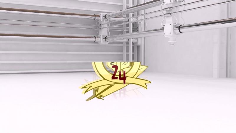 3D Printing Logo Reveal