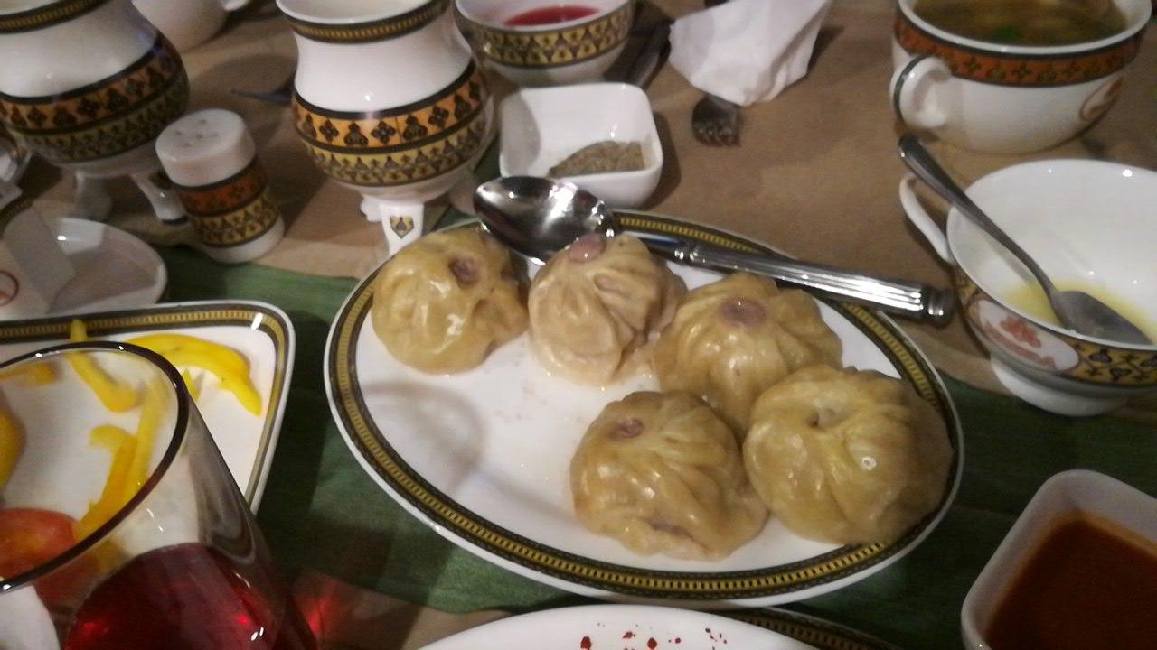 Якутский ресторан Махтал
