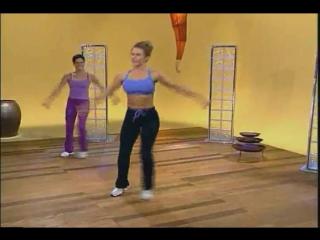 Karen Voight - Slim Physique - Cardio amp Upper Body Strenght