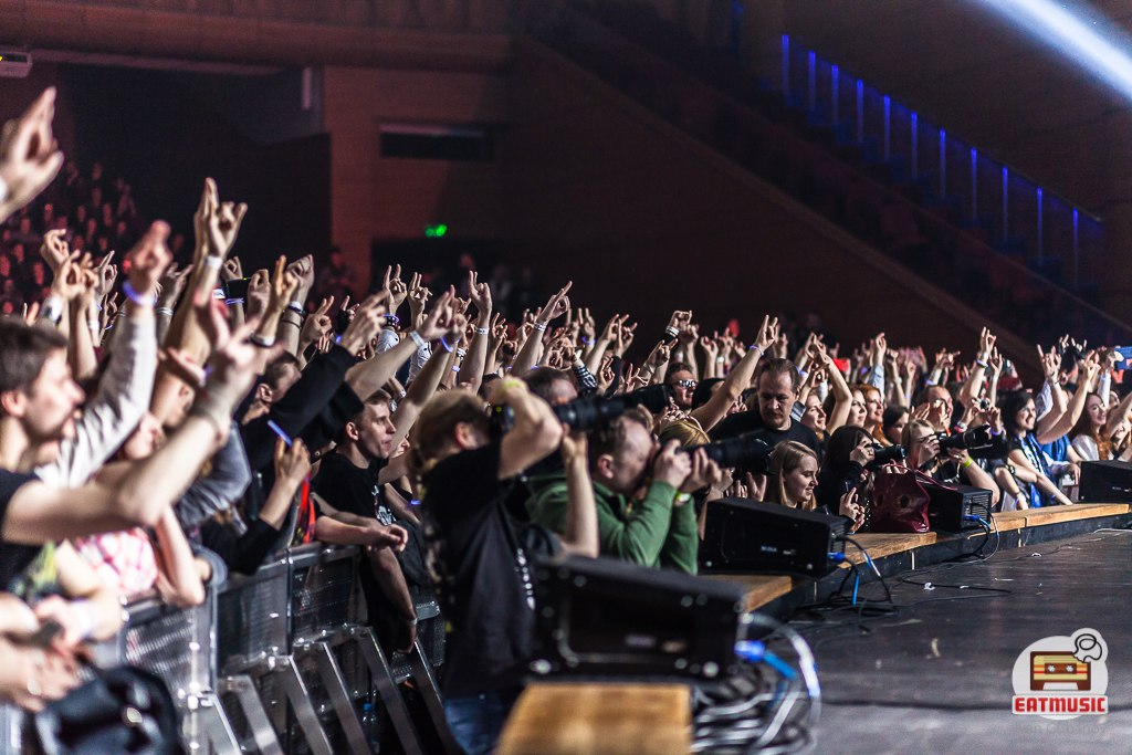 Концерт Тарьи Турунен в Crocus City Hall 13.04.2017: репортаж, фото Иван Губанов / группа Arcane Symphony