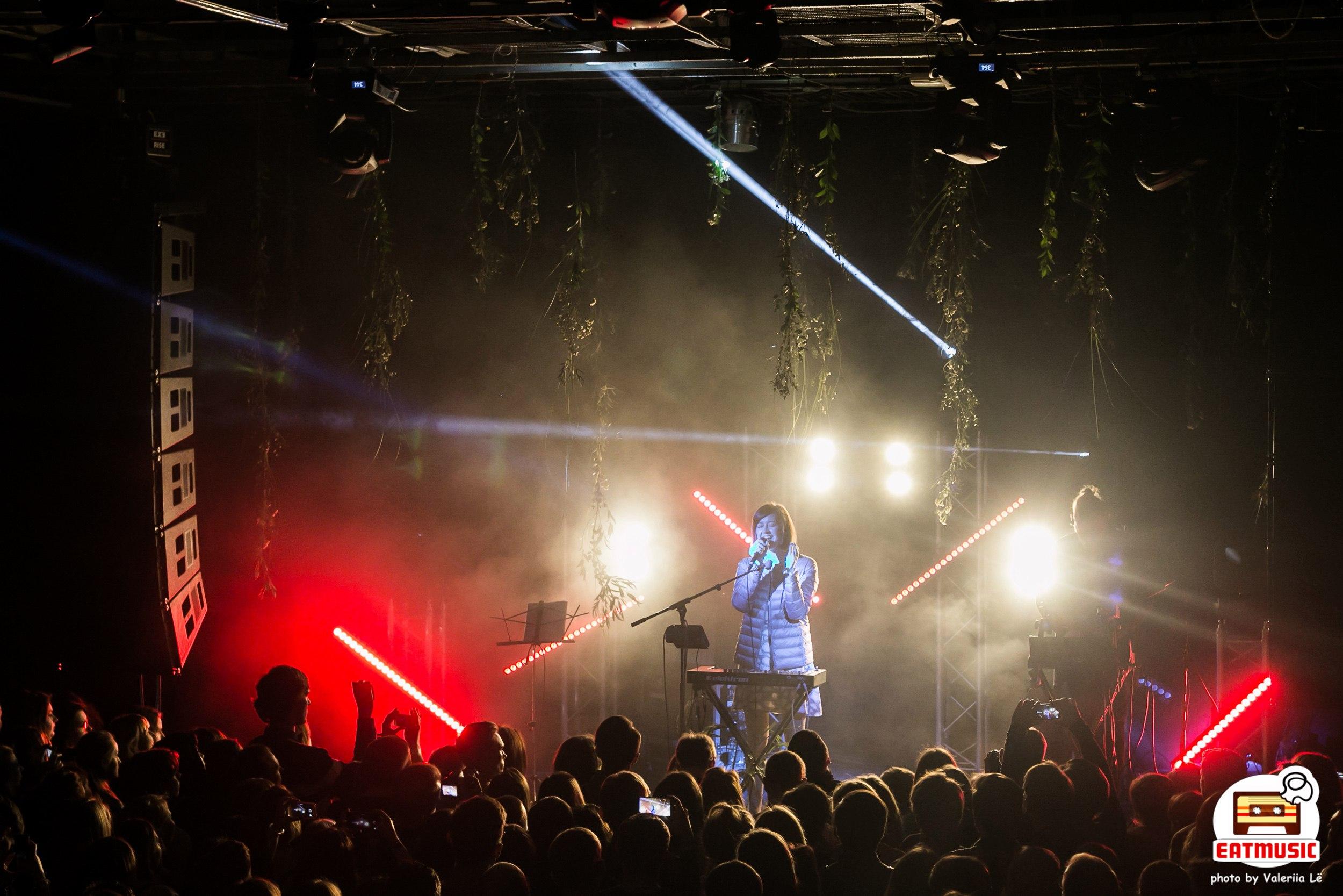 Концерт группы Наадя в клубе Aglomerat 24.04.17: репортаж, фото Валерия Ле