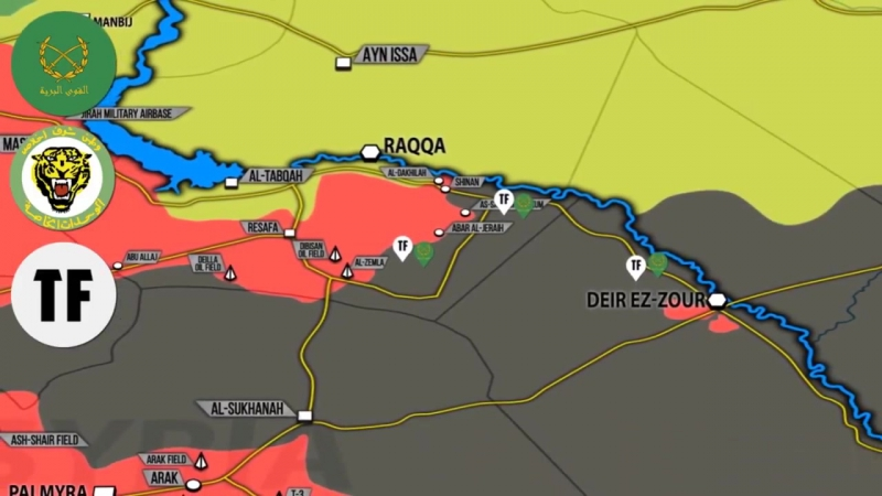 Военная обстановка в Сирии. Соглашение между курдами и правительством. Русский перевод