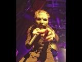 Slipknot - Surfacing (Corey hits me) (Пенсакола / Pensacola) (29.04.2015)