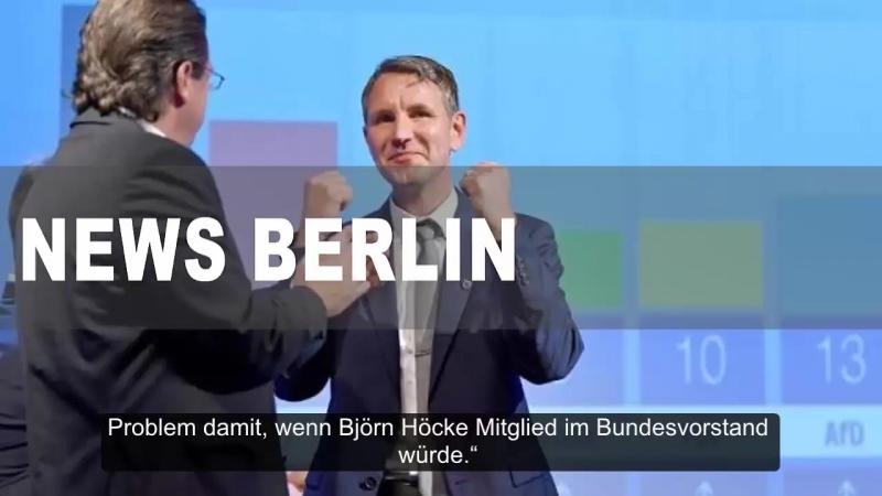 Ersatz für Petry Björn Höcke will AfD-Parteivorstand werden