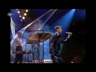 Depeche Mode - People Are People (Live in German TV ZDF)