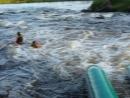 река Тумча порог Котел