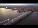 Старый мост. Астрахань