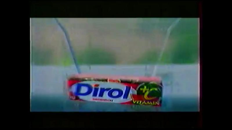 Реклама (ТВЦ, 21.12.2003) КампоМос, Строим вместе, Центр-Инструмент, Очаково, Dirol