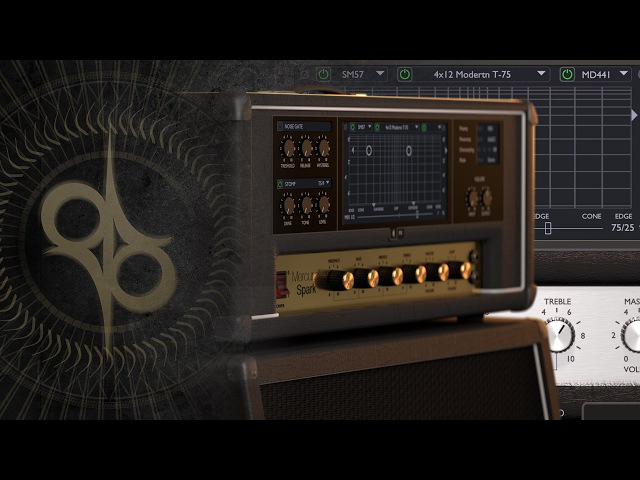 Mercuriall SPARK - Marshall Amp plugin
