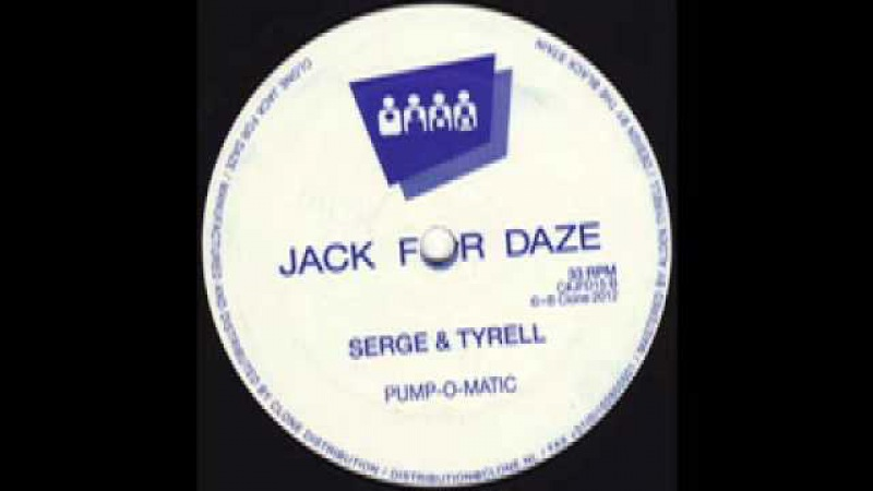 Serge Tyrell Pump O Matic Clone Jack For Daze 015