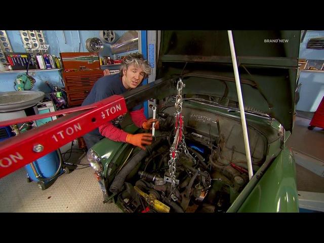 Махинаторы 10 сезон 5 серия Morris Minor 1000 Traveller