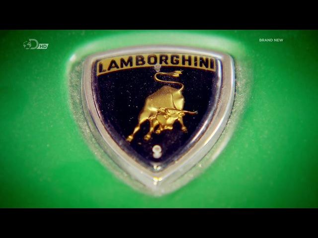 Махинаторы 10 сезон 7 серия Lamborghini Uracco
