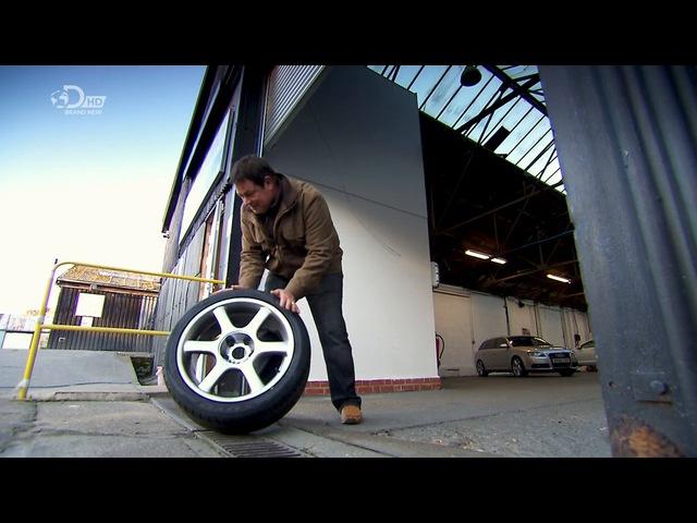 Махинаторы 10 сезон 1 серия Aston Martin DB7