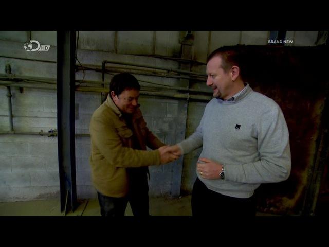 Махинаторы 10 сезон 6 серия TVR Cerbera