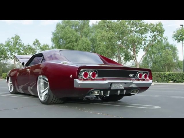 Dodge Charger RTR :))