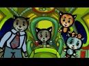 Котяткины истории 2 (Разные профессии) - Мультик для малышей - Три котенка