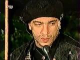 Выступление группы Чёрный обелиск и интервью Анатолия Крупнова на байк шоу 30 августа 1996 года
