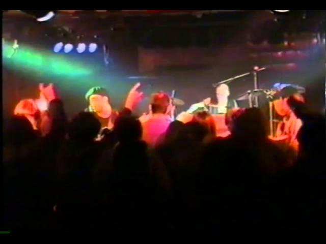 РАРИТЕТ! Анатолий Крупнов и Чёрный Обелиск (1996 год. Фрагмент концерта)