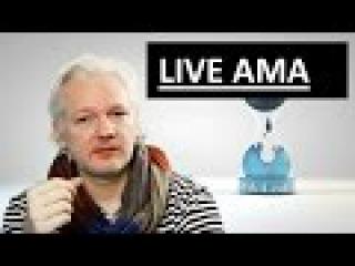 FULL HD UNEDITED:Julian Assange Wikieleaks 10-01-2017 Full Live Video AMA HD