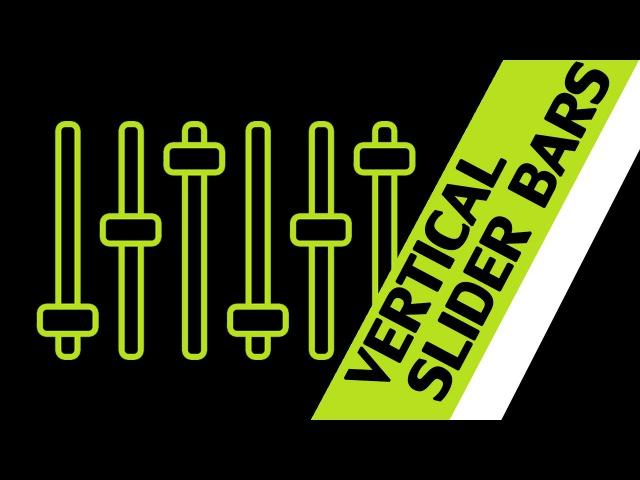 GameMaker Tutorial - Menu Slider Bars: Part 1