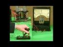 Опыты по физике. Свободные электромагнитные колебания