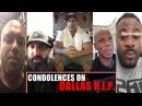 DALLAS MCCARVER RIP - Very Emotional Condolences From Bodybuilding Community