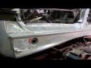Кузовной ремонт BMW 325/ The restoration BMW e36 . ч.3