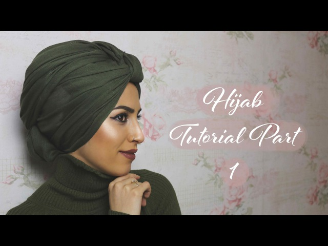 Hijab tutorial - Easy Hijab tutorial - hamide serkan