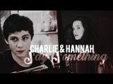 charlie &amp hannah  say something