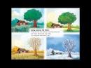 Seasons - Read Along book with word highlighting by Smart Kidz Club