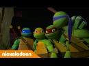 Черепашки-ниндзя 1 сезон 11 серия Nickelodeon Россия