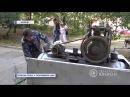 Горячая пора у тепловиков ДНР 23 09 2017 Панорама