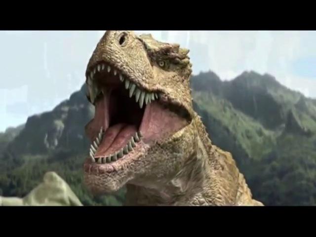 Тарбозавр - Жизнь Динозавров - Доисторическая жизнь на Земле. Kids Games TV