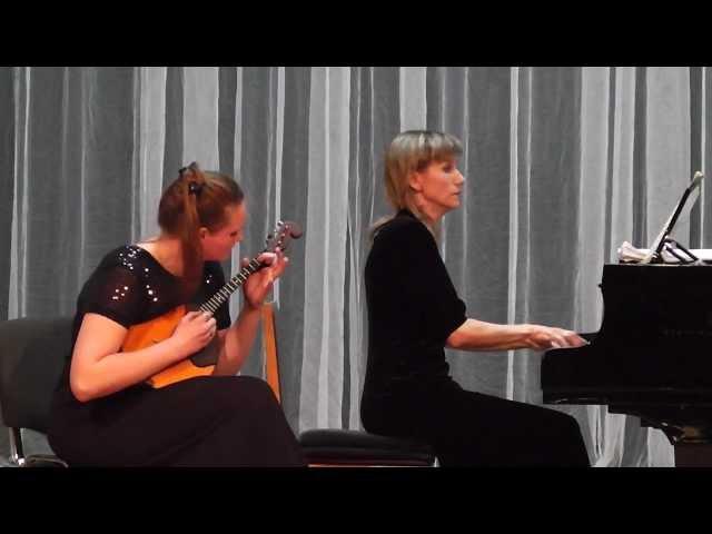 В.А.Моцарт Рондо G-dur