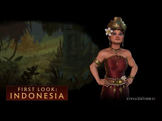 Королева-воин империи пряностей — ещё одна добавка для Sid Meier's Civilization VI