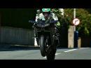 ✅ Kawasaki Ninja H2R на острове МЭН 💪! 331 км/ч 😵