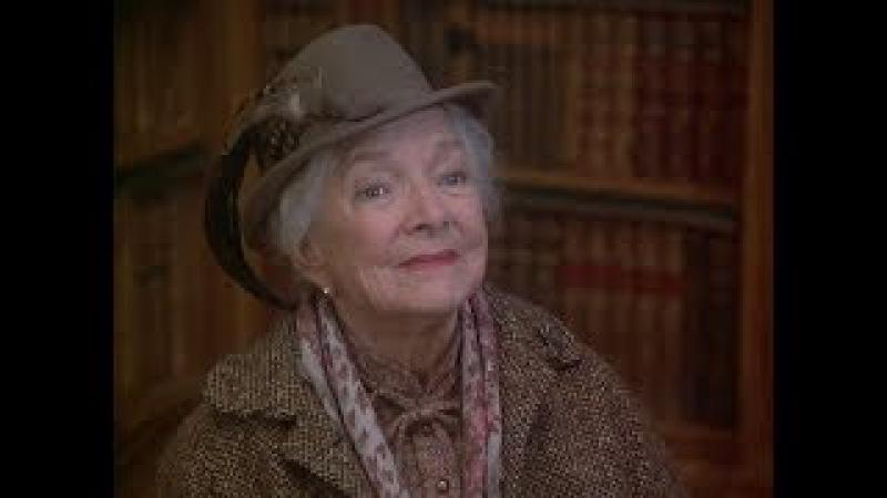 Мисс Марпл/Зеркальное убийство (1985)/С Хелен Хейз в главной роли.