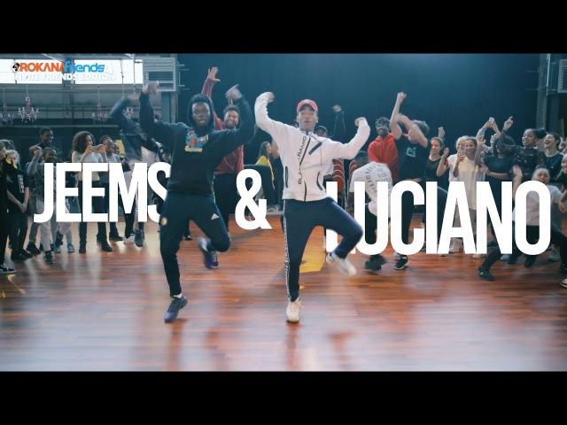 Luciano Jeems | Orokana Friends Workshops 4 | Hip Hop Choreography