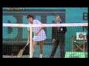 Gabriela Sabatini v Jana Novotna French Open 1991 pt3