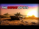 The Defeat of ISIS (November 21, 2017) - Syrian War Update Video Map