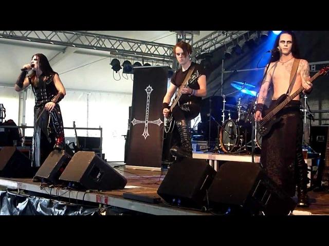 Nachtblut - Macht - Metalfest Dessau 2012