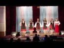 Девочки красиво поют болгарские песни