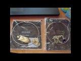 Обзор ожерелий Баунти и Лунный аметист