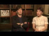 Cillian Murphy and Helen McCrory Peaky Blinders Series 2 Interview